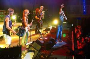 Boston performs Saturday Aug. 23 on their Heaven and Earth Tour.