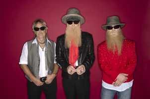 Legendary rockers ZZ Top kick off the eighteenth annual concert series.