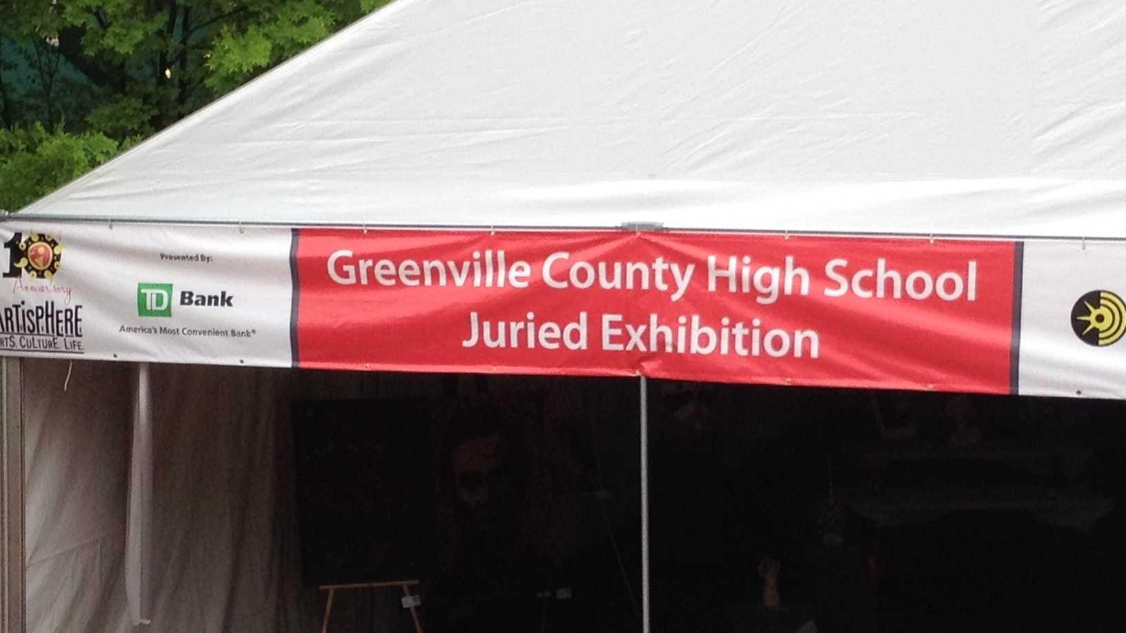 Greenville Schools Art Show