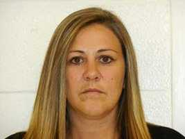 Paula Renee Anglin: charged with disseminating obscene materials to a minor,