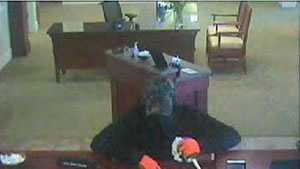 asheville bank robbery: Hometrust Bank