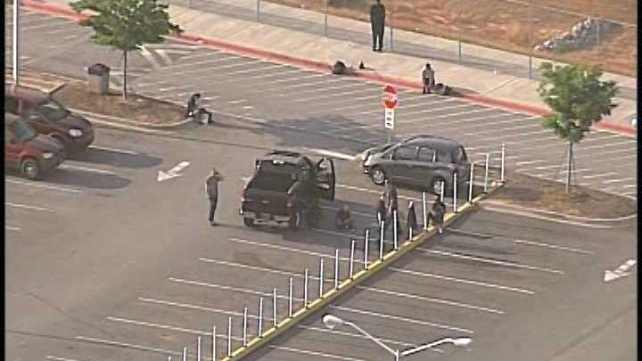 SCSO: Bomb found in BMW Parking lot
