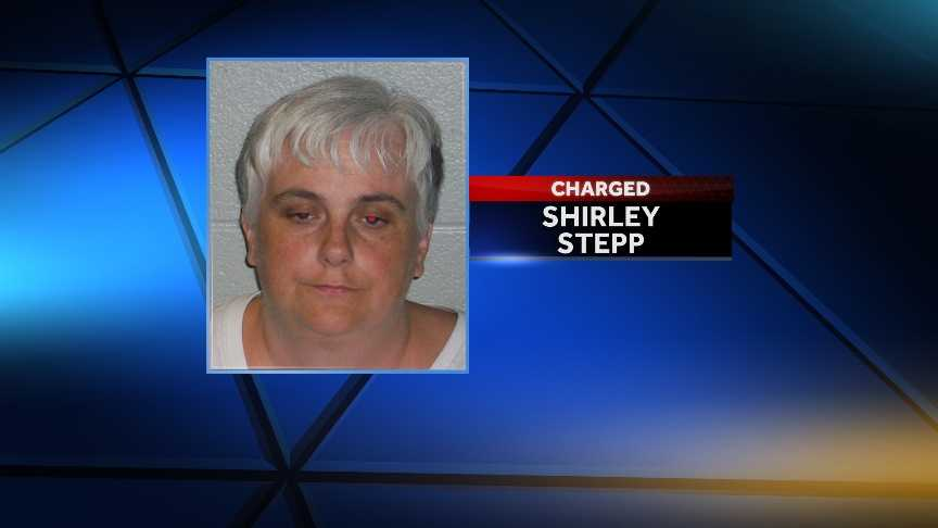 Shirley Stepp charged with attempted armed robbery