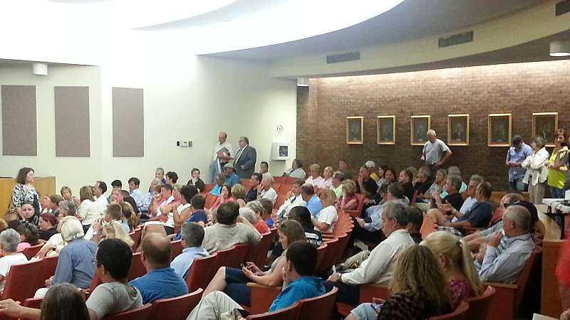 Myrtle Beach City Council meeting
