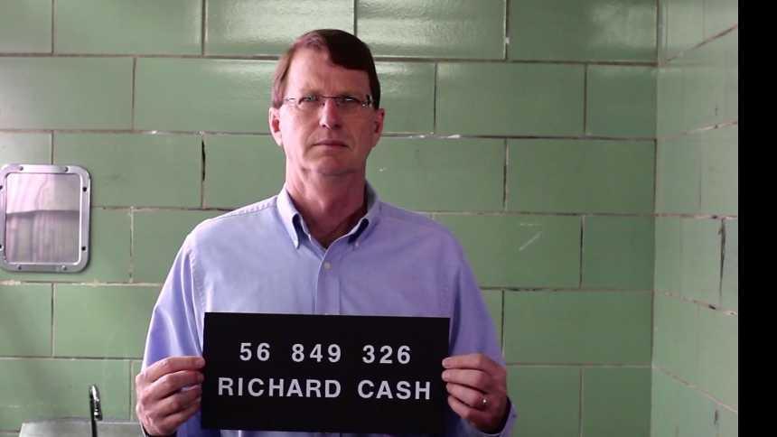 Richard Cash political ad