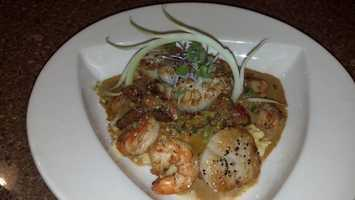 2nd Place: Nami Asian Bistro, Marino Road, Anderson: 27 nominations