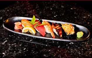 4th Place: Irashiai Sushi Pub & Japanese Restaurant, Pelham Road, Greenville: 19 nominations