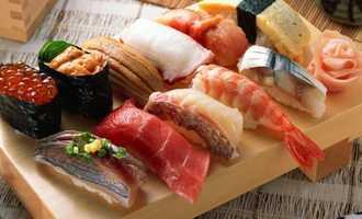 9th Place: Sushi Murasaki, South Main Street, Greenville: 10 nominations