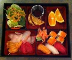 10th Place: Miyako Sushi Group, Magnolia Street, Spartanburg: 10 nominations