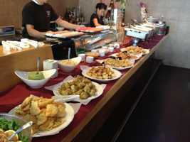 Sushi Hana, Haywood Road, Greenville: 8 nominations