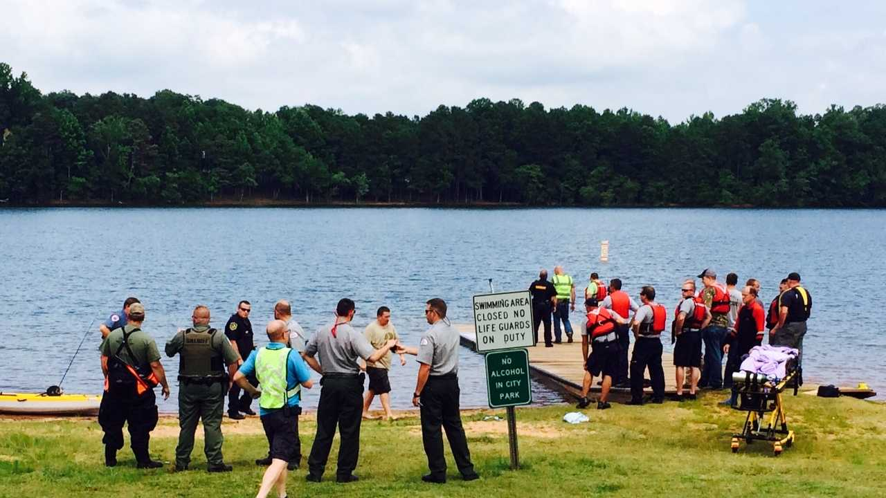Lake Hartwell Drowning Investigation