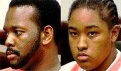 Carman and Clarence Jenkins, killed Mekole Harris, and left her severed hands and feet in plastic bags outside two homes in Greenville in April 2008. Carman was sentenced to 50 years.  Clarence was sentenced to life.