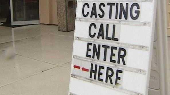 Casting call generic