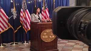 Haley announces vetoes