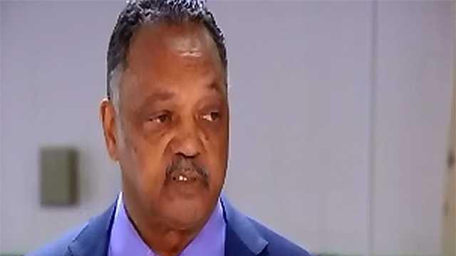 Jesse Jackson's organization plans to sue Greenville