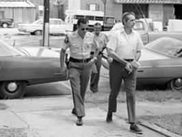 Pierce was convicted in Georgia and South Carolina and sentenced to life in prison in 1973.