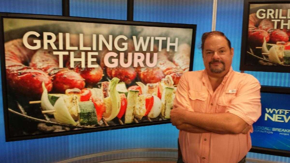 Jeff Bannister to be featured on 'American Grilled'