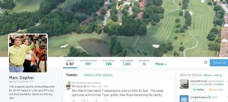 You can follow Marc on Twitter@MarcDopherWYFF