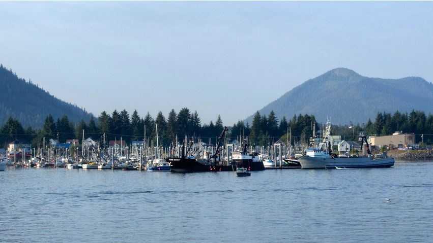 Upstate man friend die on alaskan fishing trip for Petersburg alaska fishing