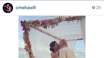 Connor Shaw Weds Longtime Girlfriend