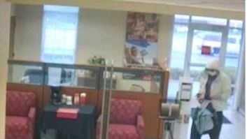 Spartanburg Bank Robbery Suspect