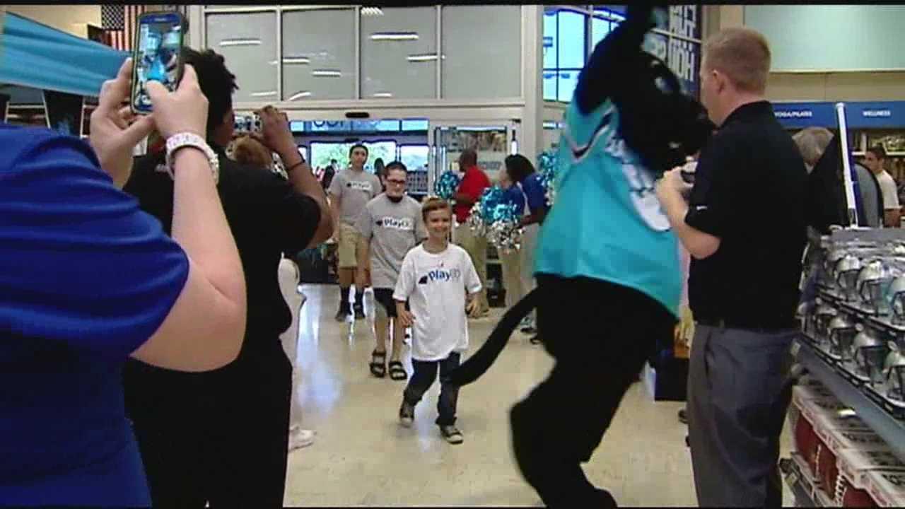 Editorial: Carolina Panthers