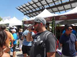 Beer Camp Across America is a celebration for the entire craft beer community, bringing together brewers and the fans.