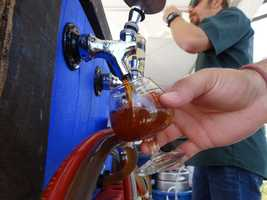 Sierra Nevada Brewing Company invited every craft brewery in the country to take part in the traveling beer festival.