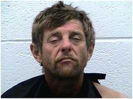 Kevin Clifford Marks: accused of exchanging gunfire with deputies, according to Rutherford County Sheriff's Office.