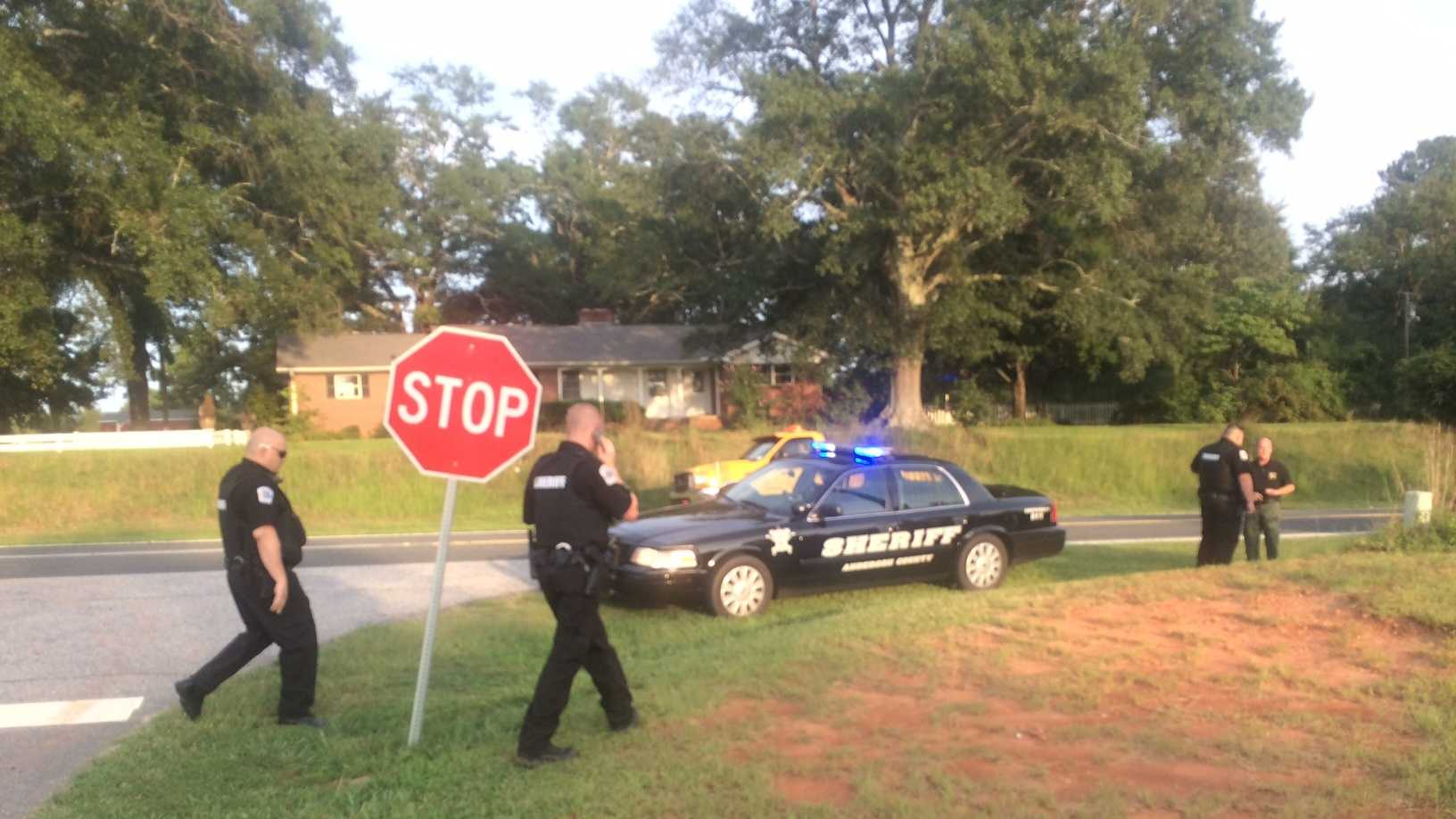 Henry Cullins Road Shooting