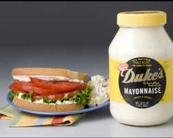 Duke also sold sandwiches in drugstores and eventually, a local grocer agreed to take a few bottles of her mayonnaise on consignment.