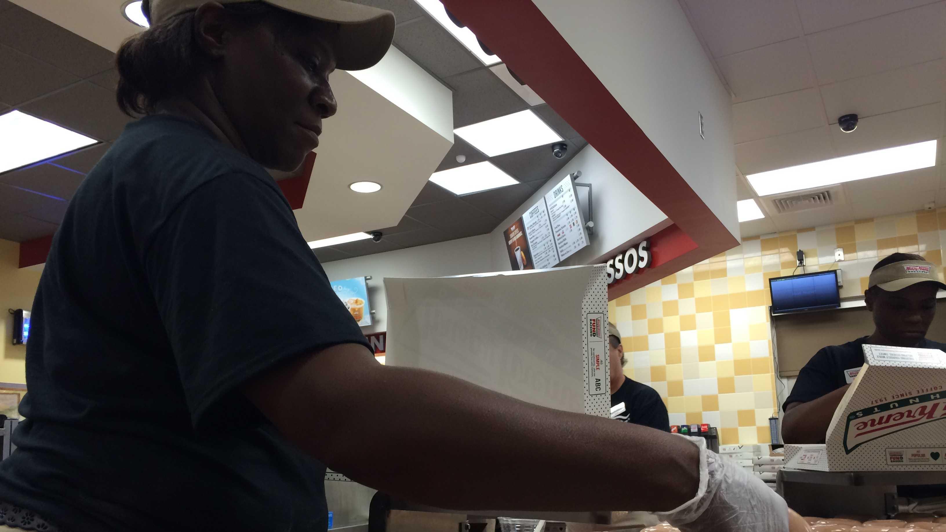 Anderson Krispy Kreme
