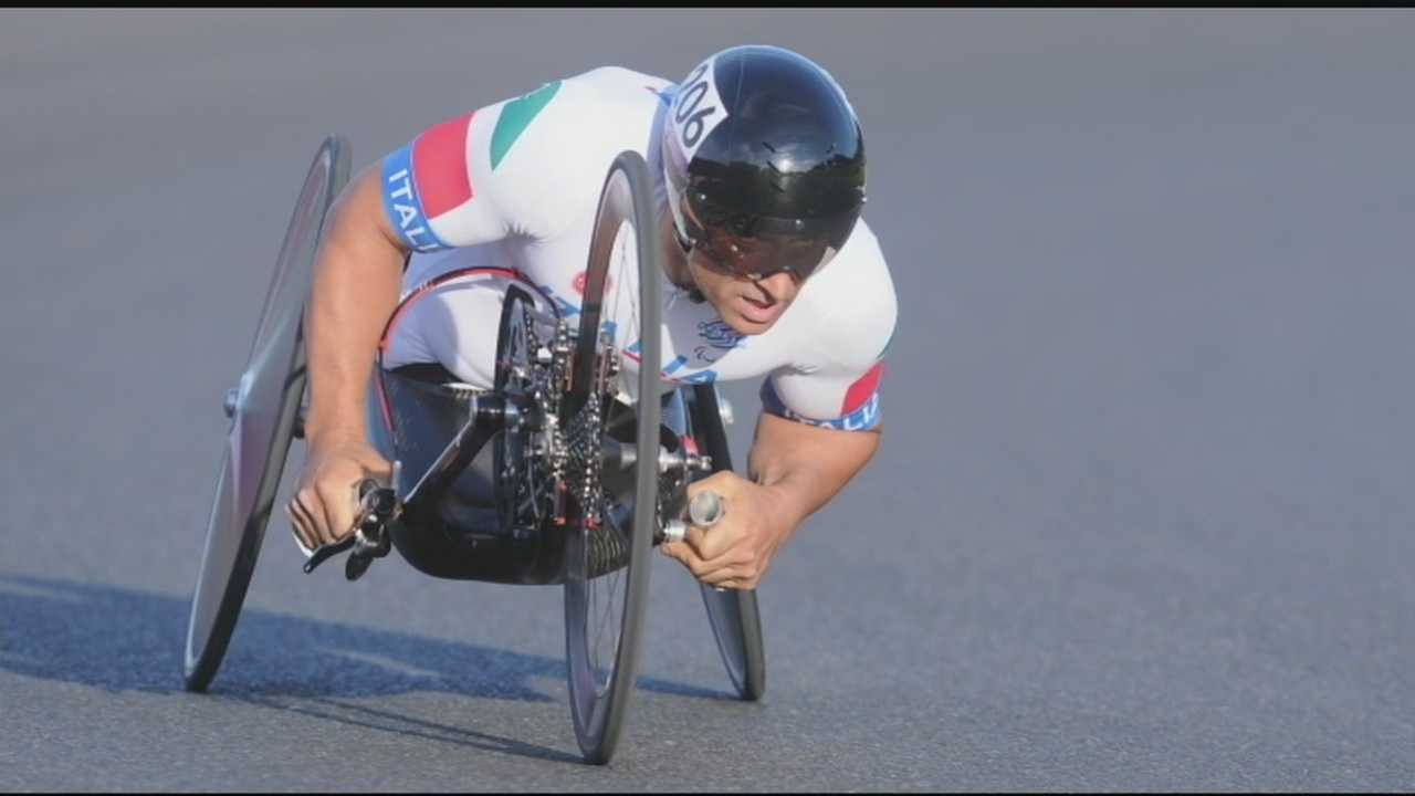 Greenville plays host to the Para-Cycling Road World Championships