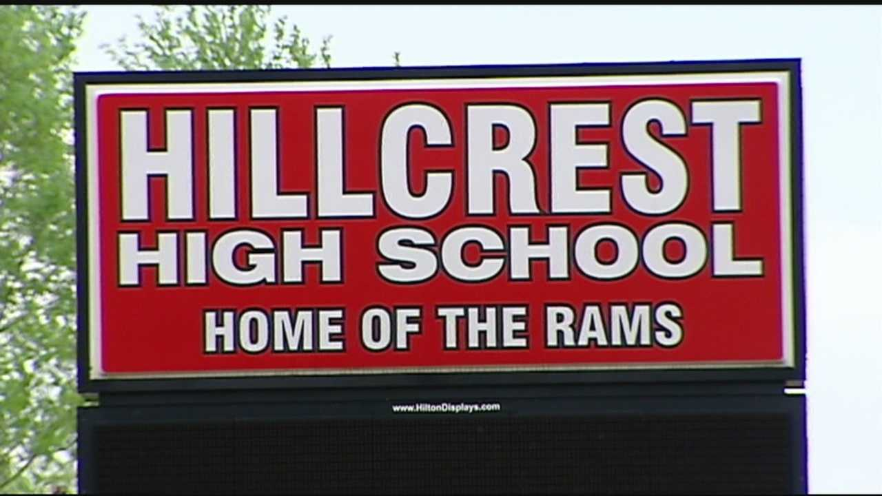 img-18 bomb threats against Hillcrest High School