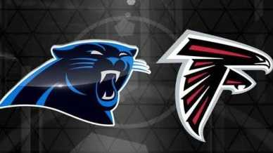 Panthers Falcons