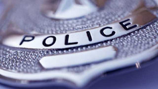 generic police badge