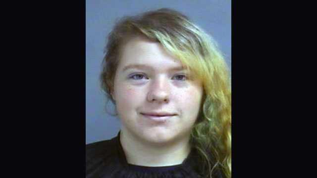 Bridgette Yarbrough - false police report