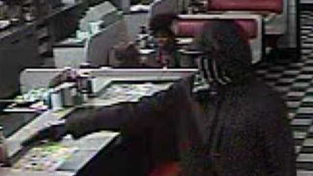 Waffle House attempted armed robbery
