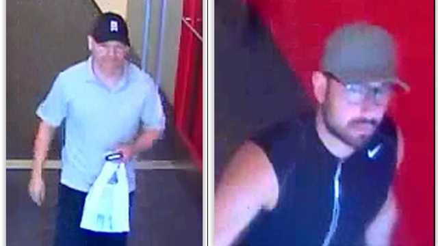 Asheville stolen credit card suspects