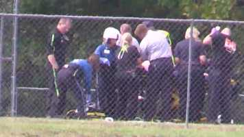 Pictures from the shooting at Townville Elementary