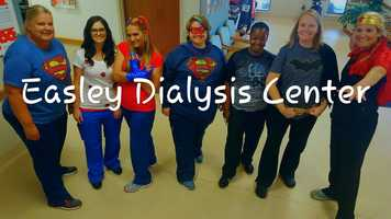 From Easley Dialysis Center