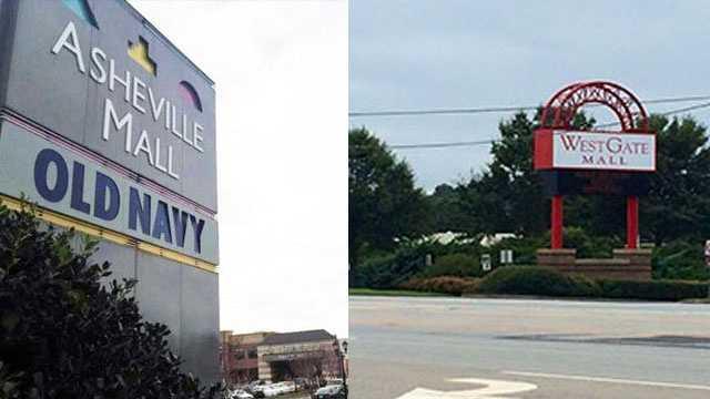 Westgate Asheville malls