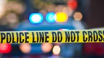 crime scene cops police shooting stabbing generic - 29242185