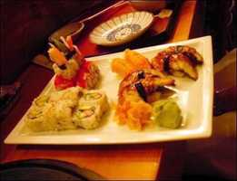 Sushi Masa: Recommended by Ronda Cleaves Buckingham