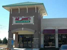 "Morretti's Pizza: Recommended by Lisa ""Moore"" Schulenburg"