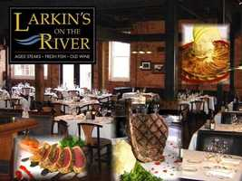 Larkins On The River: Recommended by Danielle Poore