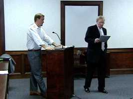 June 3, 2009: Ludwig is found in contempt for violating CDV bond by having a letter delivered to his estranged-wife by Timothy Herring. He is fined $5,000 and ordered to wear an electronic monitoring device.