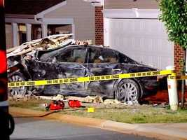April 25, 2009: Bill Bardsley, 62, is killed in his living room when a speeding Maserati slams through the back wall and out the front of his home.