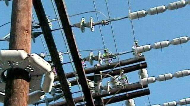 DUKE ENERGY OUTAGE - 18475484