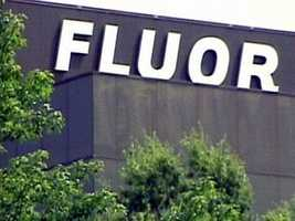Fluor Corp. has 2,500 employees.  It is an engineering and construction firm.